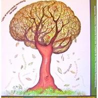 Cartel y portada de revista para Asociación AFA (Alcalá de Henares)