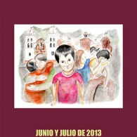 Cartel e ilustración para Médicos del Mundo, Huancavelica (Perú)