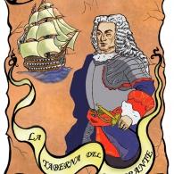 Logotipo La Taberna del Almirante