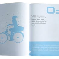 Consejos sobre ciclismo urbano para la C.A.M.