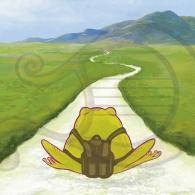 La rana Chiclota viaja por el mundo