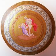 Hoplón griego o aspis