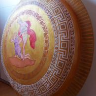 Hoplón griego o aspis III
