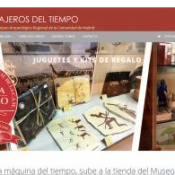 Diseño y desarrollo web de la La Tienda del Museo